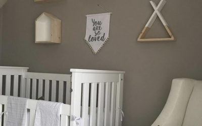 Transitioning your child to their own room